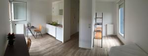 Studio flat Résidence de l'Iton