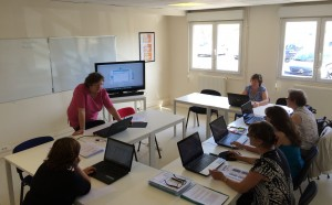 Cours chez Normandie Formation