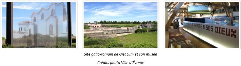 Site archéologique gallo-romain de Gisacum et son musée